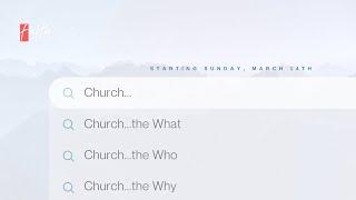 Church: The Why | Pastor Kelli Mamadaliyev | 10 am