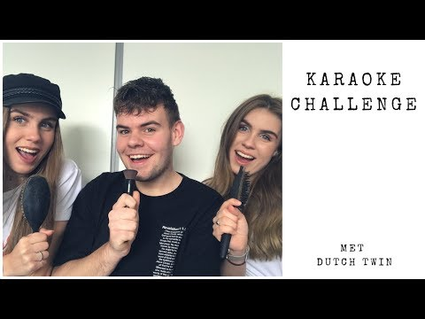 MEEST VALSE KARAOKE CHALLENGE OOIT | MET DUTCHTWIN #VIDEO•6 | Mark Kortlever