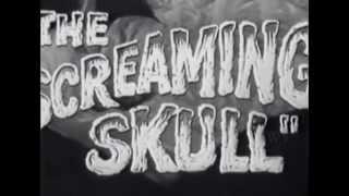 Something Weird The Screaming Skull