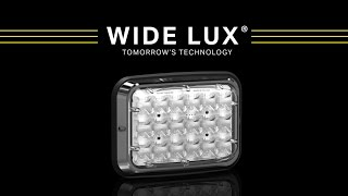 Feniex Wide Lux // The Brightest Perimeter Lights for Police, Firefighters and EMS