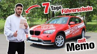 In 7 Tagen zum Führerschein mit Memo #1 | Fischer Academy