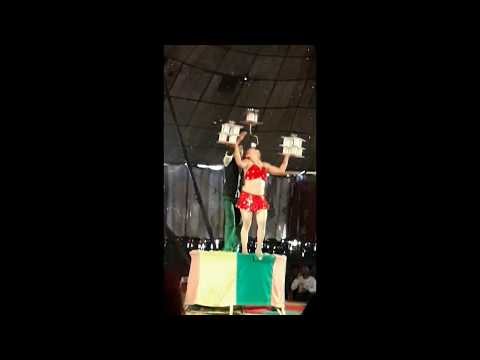 Unbelievable #Awesome Talents 2018 -  Glass balancing show by cute Japanese Girl