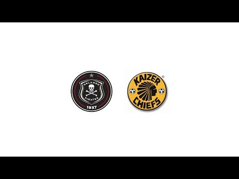 LIVE Press Conference -  Orlando Pirates vs Kaizer Chiefs