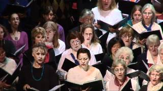 Walker Choral Festival, Part 23 -- Sinner Man and Peace, I Ask of Thee