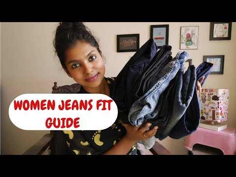 Must Have Jeans From MYNTRA 2019 - Women Jeans Fit Guide | AdityIyer
