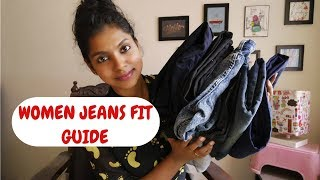 Must Have Jeans from MYNTRA 2019 - Women Jeans Fit Guide AdityIyer