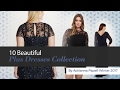 10 Beautiful Plus Dresses Collection By Adrianna Papell Winter 2017
