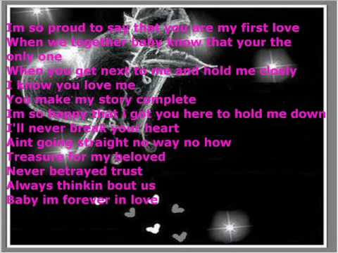 Tynisha Keli - My First Love with lyrics
