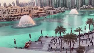 Dubai Fountain | World's Dramatic Dancing Fountain