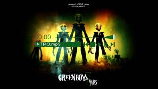 Ultras Green Boys 2005 - [INTRO] - [Album VITA DI PASSION] - 21/06/2012