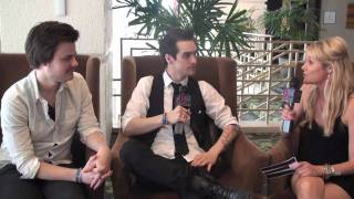 Panic! At The Disco Interview - SXSW 2011 - Vices & Virtues - Let