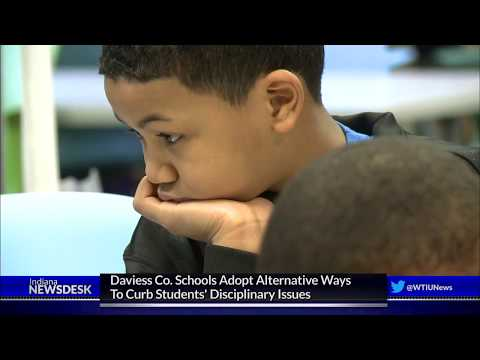 Daviess County Schools Adopt Alternative Methods To Curb Disciplinary Issues