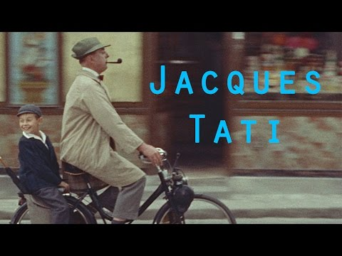 Hommage à Jacques Tati - Tribute to Jacques Tati