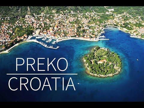 Preko — Croatia | DRONE FOOTAGE | Pointers Travel