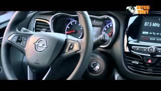 La nuova Opel Karl presentata al Salone di Ginevra 2015