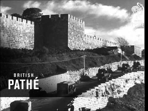 Riots In Palestine (1946)