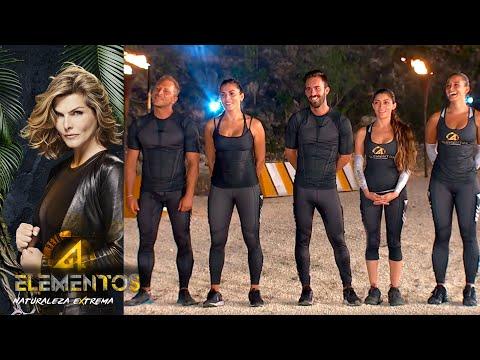 Equipo De 'Los Vengadores' Deja Inconformes A Los Aldeanos | Episodio 27 | Reto 4 Elementos
