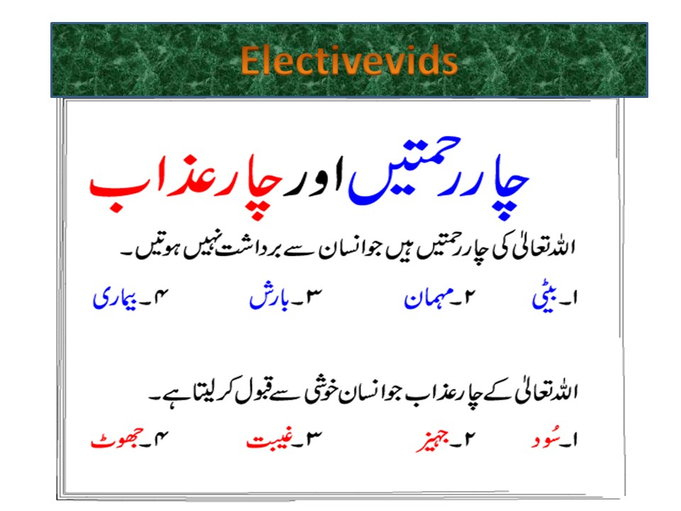 aqwal e zareen hindi