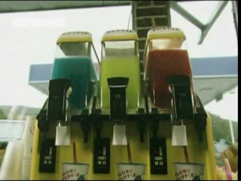 How A Slush Machine Works