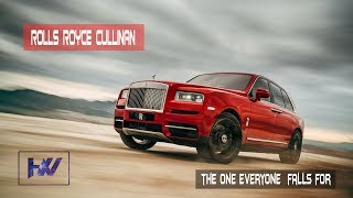 Rolls-Royce Cullinan | The One Everyone Falls For | The Rolls-Royce of SUVs | High Wheels Blog