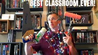Best Classroom Ever!- Teacher Vlog