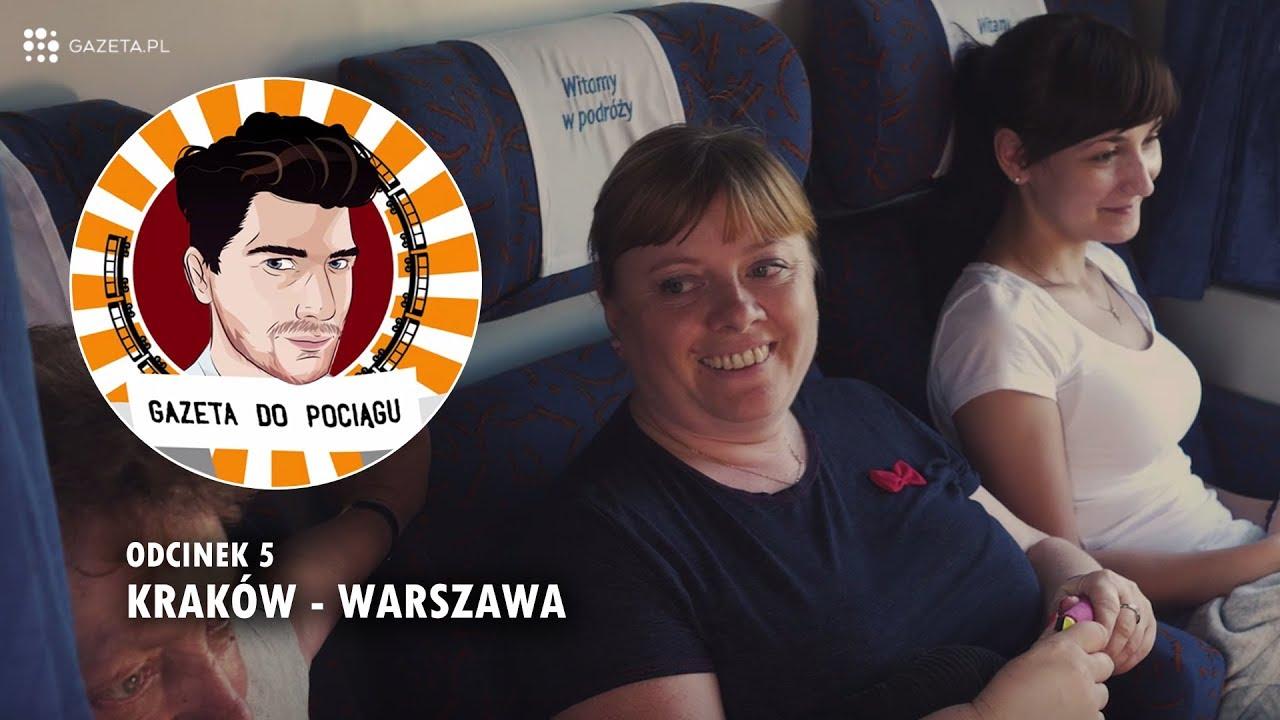 """POLSKIE """"GOTOWE NA WSZYSTKO"""" – Gazeta do pociągu odc. 5"""