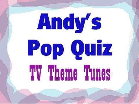 Pop Quiz No18 - 10 TV Themes