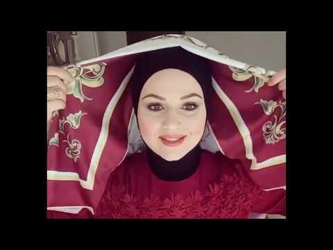 Turkish Hijab Style Tutorial 2017