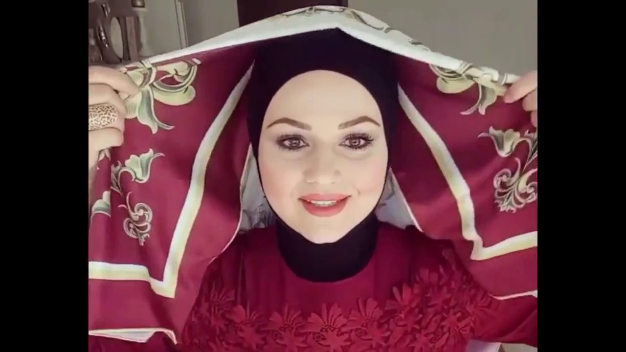 How to turkish wear square hijab recommend dress for spring in 2019