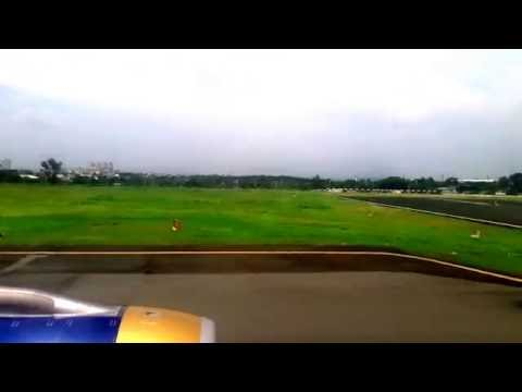 Heart-Stopping Gulf Air Take off at NAIA Int'l Airport, Manila, Philippines_#60