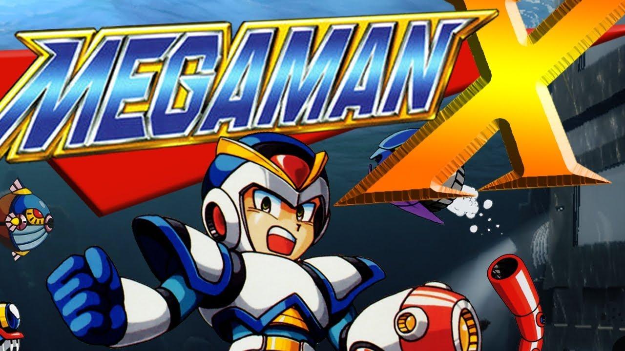 Tutorial Mega Man X Snes Any Speed Run Route Youtube