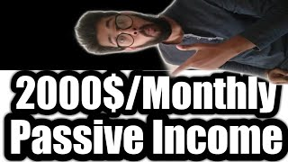 Work from home 2020 And earn 2000$ passive income 2020 monthly