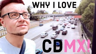 ¡Por qué amo la Ciudad de México! | Why I LOVE MEXICO CITY! | Traducción en Español!