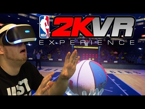Generate NBA2K VIRTUAL REALITY REVIEW Screenshots