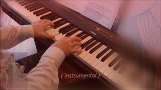 Momentos (Julio Iglesias).  Piano et arrangements: André Caron