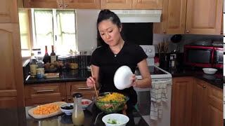 Holidays In Hawaii: Pasta Salad