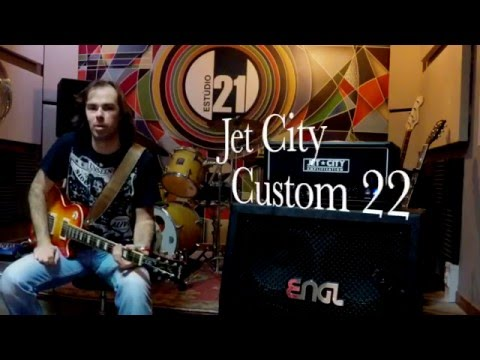 Jet City Custom 22 - Martin Kidd