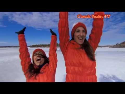 The Amazing Race Canada S4E1 : WHOS READY TO LET IT ALL HANG OUT?