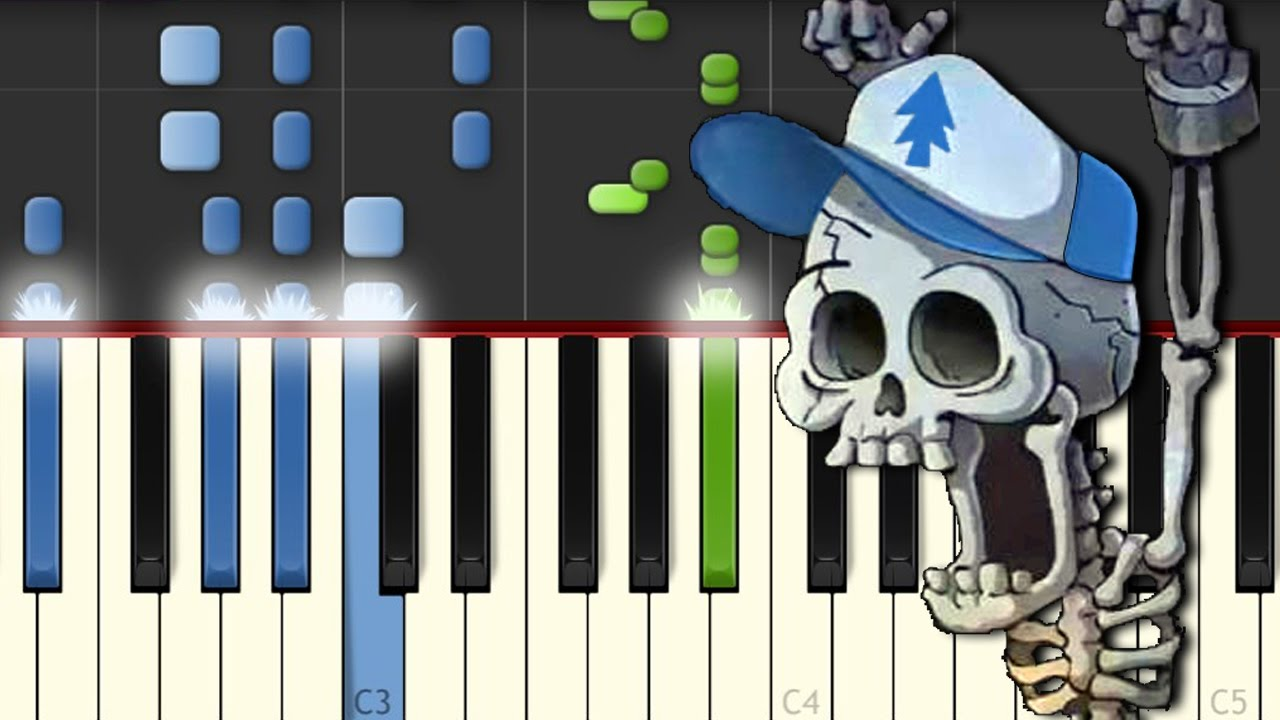 notas musicales piano pdf