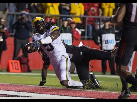 Highlights - Michigan vs. Rutgers