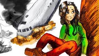 Dziewczyna przeżyła upadek z wysokości 3050 metrów i spędziła 11 dni w dżungli