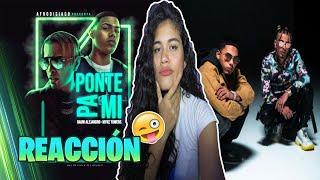 Rauw Alejandro X Myke Towers X Sky Rompiendo - Ponte Pa' Mí (Video Oficial) *reacción