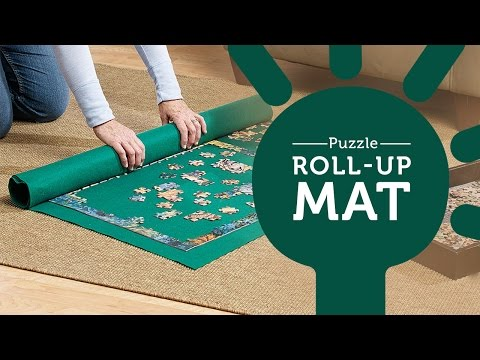 How To Use Puzzle Buddy Jigsaw Puzzle Mat To Order