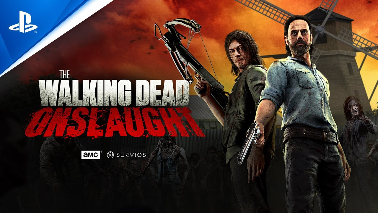 The Walking Dead: Onslaught - Tráiler de lanzamiento