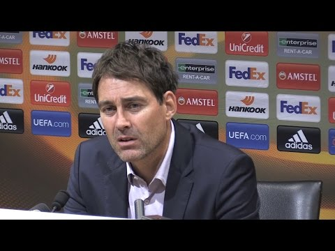 Manchester United 2-1 Anderlecht (Agg 3-2) - Rene Weiler Full Post Match Press Conference