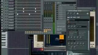 FL Studio видео уроки. #002. Лэйринг снеров.