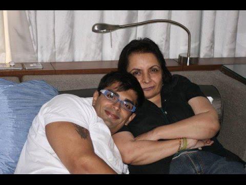 Karan Singh Grover family photos