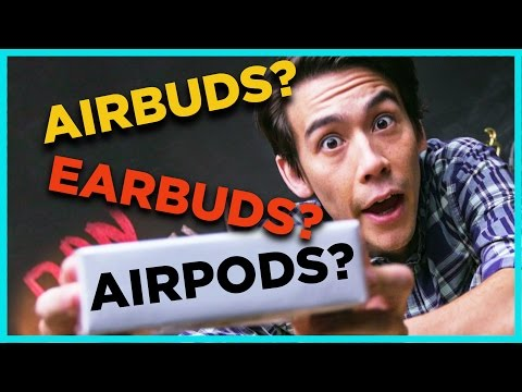 We Review Airbuds -- Oops, I Mean Airpods