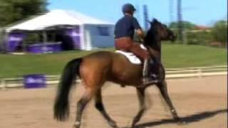 George Morris Rides Sloane Coles