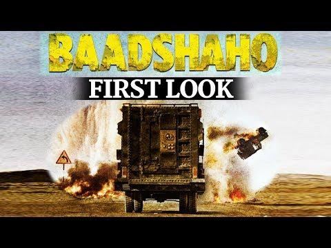 Baadshaho First look|Ajay Devgan, Emran Hashmi .